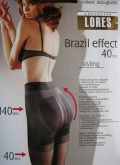Lores Brazil Effects